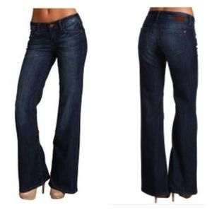 Mavi Cora Wide Boot Cut Jean